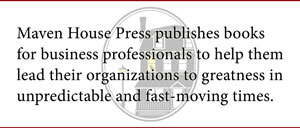 Maven House Press Mission